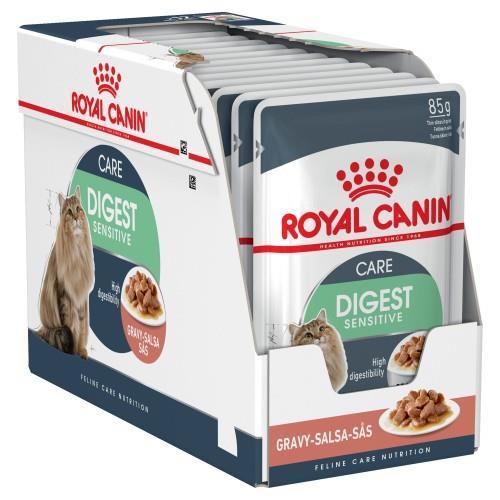 Royal Canin Digestive Sensitive in Gravy 12 x 85g