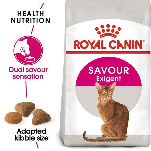 Royal Canin Feline Exigent Savour Sensation 2 X 4kg