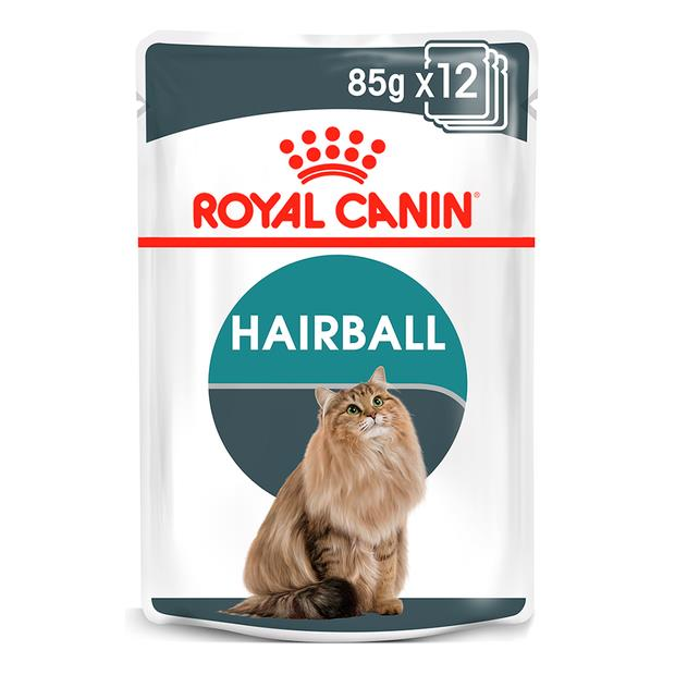 Royal Canin Feline Hairball Care In Gravy 48 X 85g