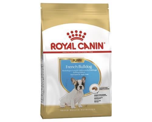 Royal Canin French Bulldogbreed Junior Puppy Dry Dog Food 3kg