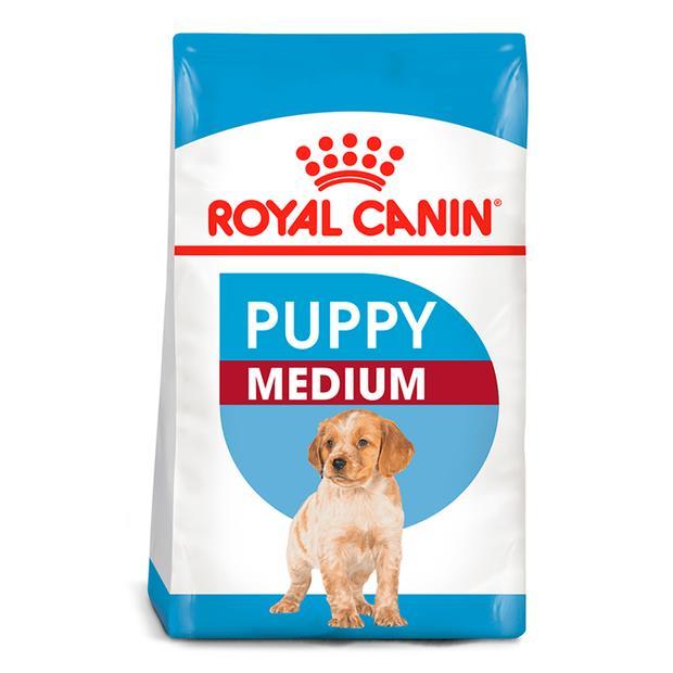 Royal Canin Medium Junior (puppy) 2 X 15kg