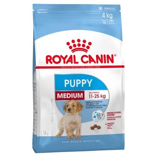 Royal Canin Medium Puppy (Junior) 4kg