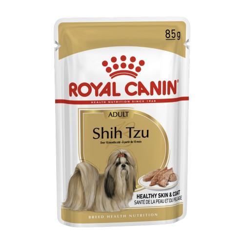 Royal Canin Shih Tzu Adult Pouches 12x85g