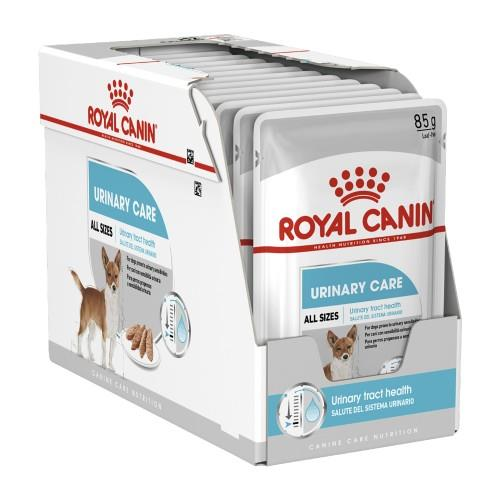 Royal Canin Urinary Care Loaf Pouches 12 x 85g