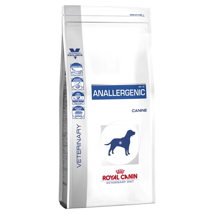 Royal Canin Veterinary Diet Anallergenic Dog Food 8kg