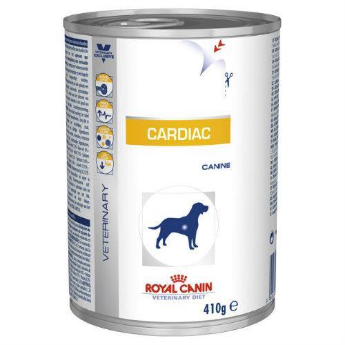 Royal Canin Veterinary Diet Canine Cardiac Cans 12x410g
