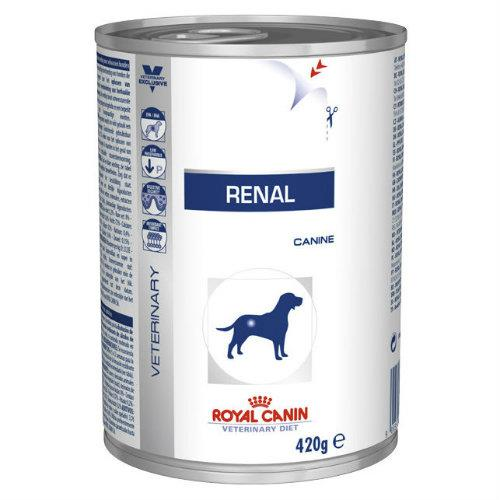 Royal Canin Veterinary Diet Canine Renal Cans 12x410g