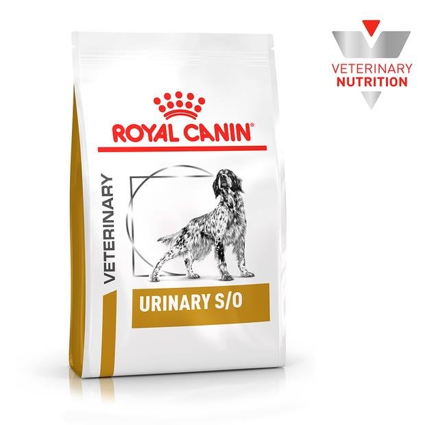 Royal Canin Veterinary Diet Canine Urinary S O 2 X 2kg