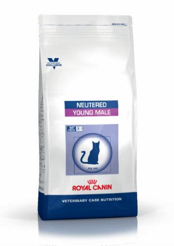 Royal Canin Veterinary Diet Feline Neutered Young Male 3.5kg