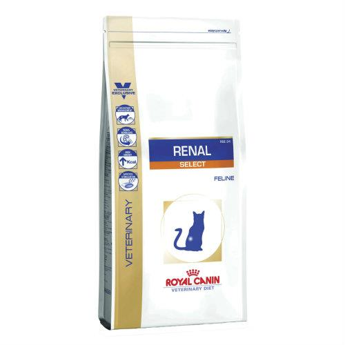 Royal Canin Veterinary Diet Feline Renal Select 2kg