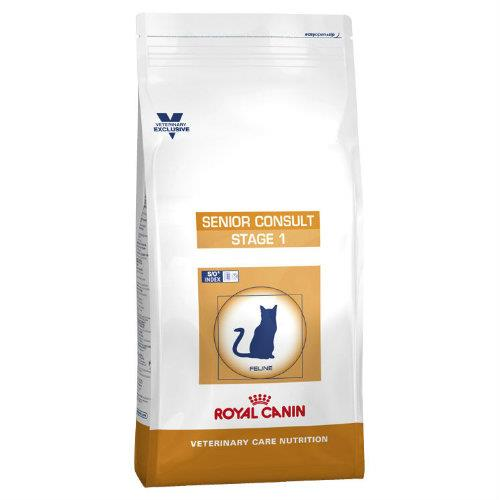 Royal Canin Veterinary Diet Feline Senior Consult Stage 1 3.5kg