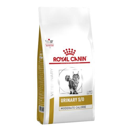 Royal Canin Veterinary Diet Feline Urinary S/O Moderate Calorie 3.5kg