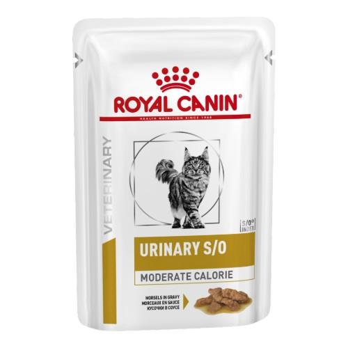 Royal Canin Veterinary Diet Feline Urinary S/O Moderate Calorie......