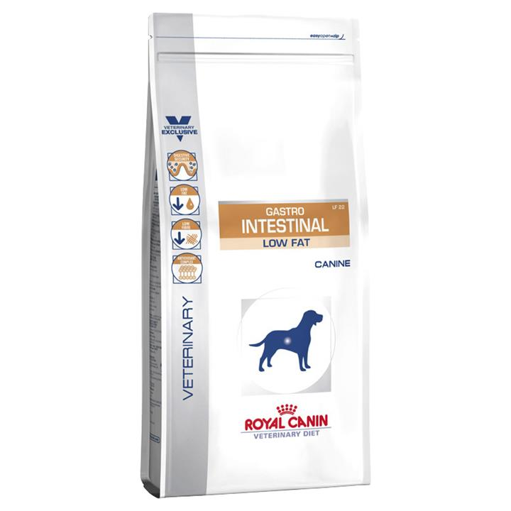 Royal Canin Veterinary Diet Gastro Intestinal Low Fat Dog Food 1.5kg