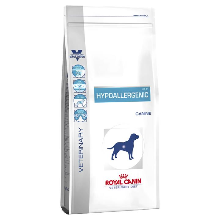 Royal Canin Veterinary Diet Hypoallergenic Dog Food 2kg