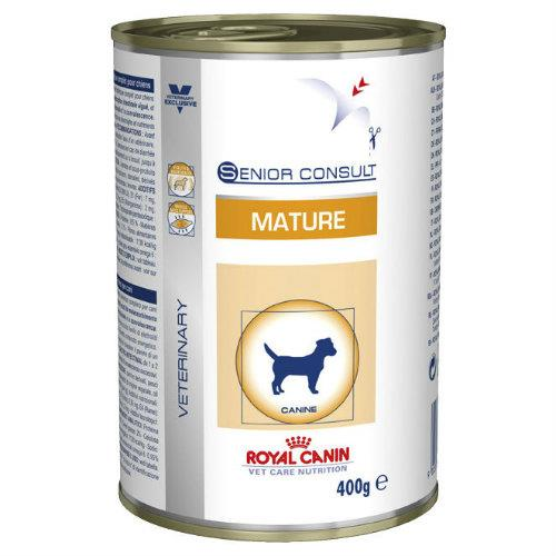 Royal Canin Veterinary Diet Mature Cans 12x400g