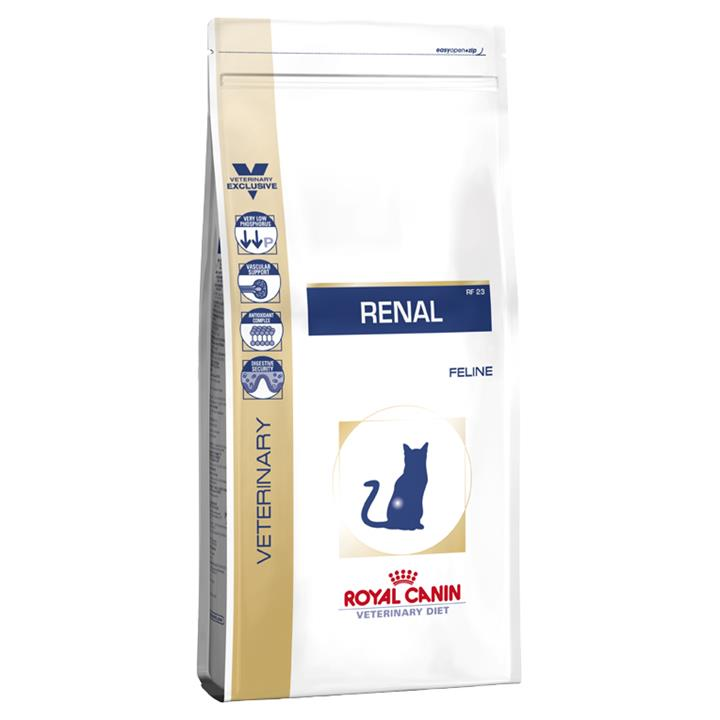 Royal Canin Veterinary Diet Renal Cat Food 4kg