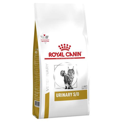 Royal Canin Veterinary Diet Urinary S/O Cat Food 7kg