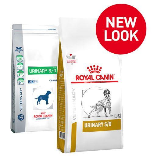 Royal Canin Veterinary Diet Urinary S/O Dog Food