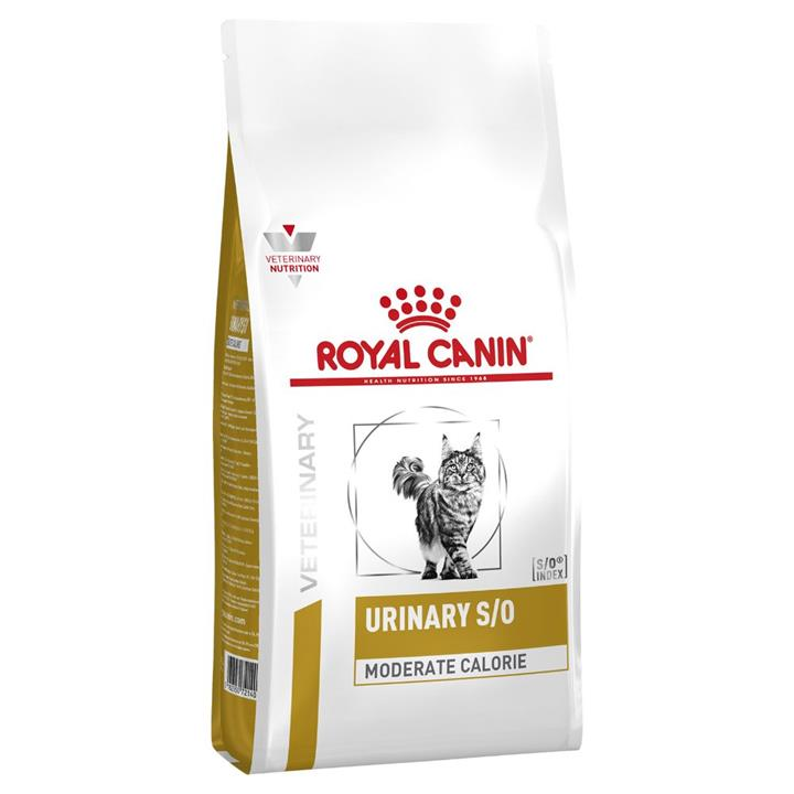 Royal Canin Veterinary Diet Urinary SO Moderate Calorie Cat Food 1.5kg