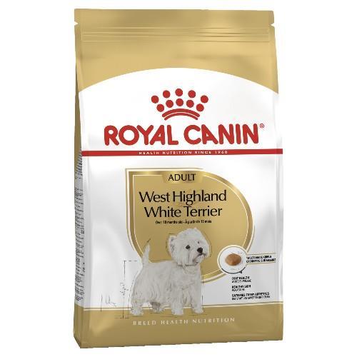 Royal Canin West Highland White Terrier Adult 3kg