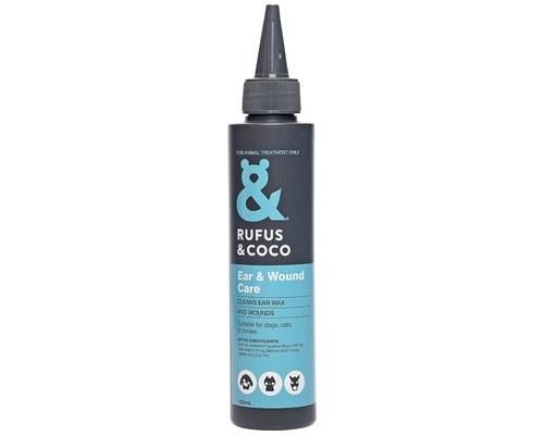 Rufus And Coco Ear And Wound Care 150ml
