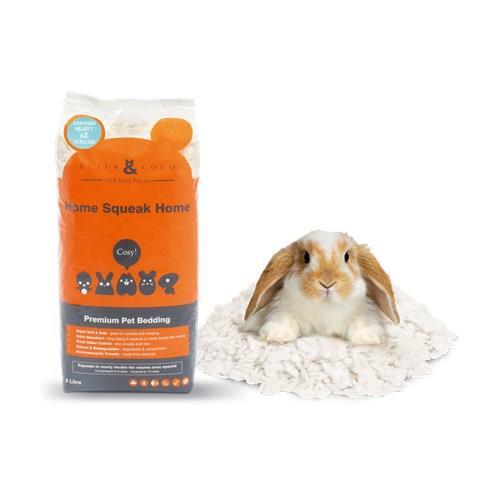 Rufus & Coco Home Squeak Home Premium Pet Bedding