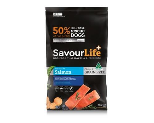 Savourlife Grain Free Salmon 10kg