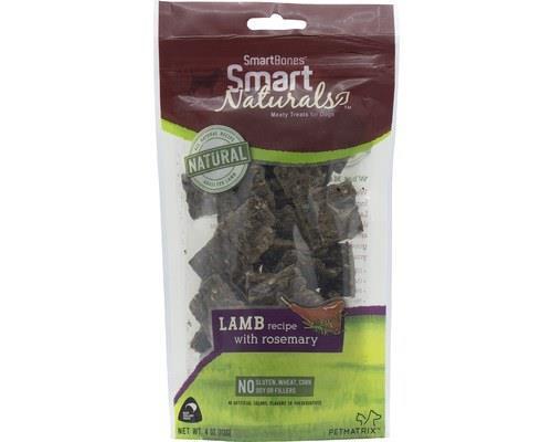 Smart Naturals Lamb & Rosemary Treats 113g