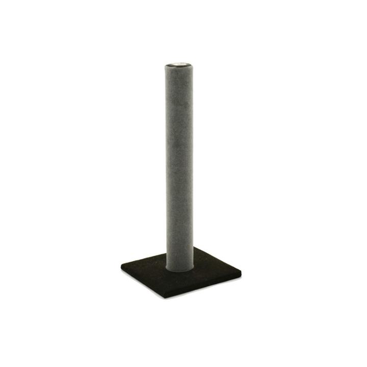 Snooza Cat Scratching Pole Grey 50cm