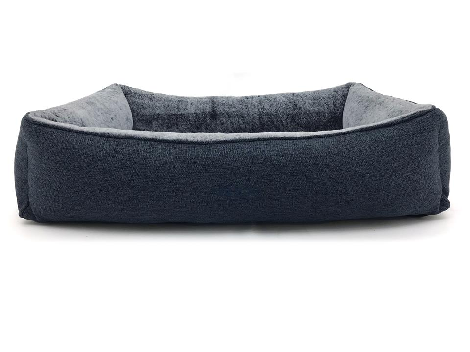 Snooza Snuggler Bed Chinchilla Large