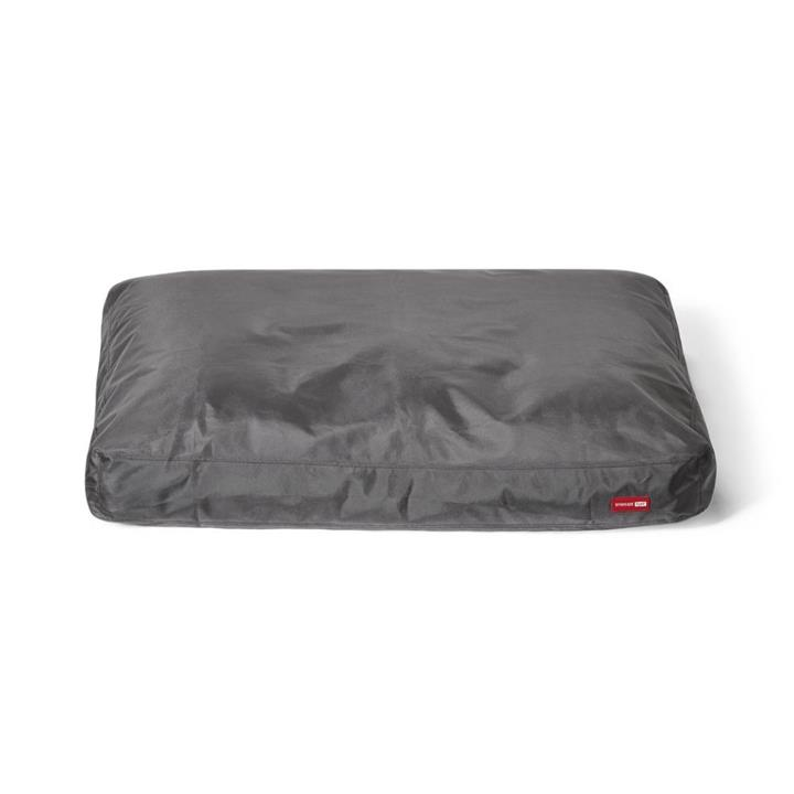 Snooza Tuff Matt Grey Dog Bed Large
