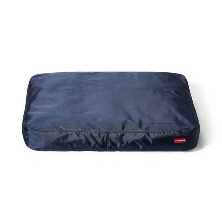 Snooza Tuff Matt Navy Dog Bed Large