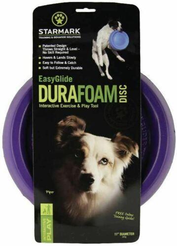 Starmark Easy Glider Durafoam Disc Dog Toy