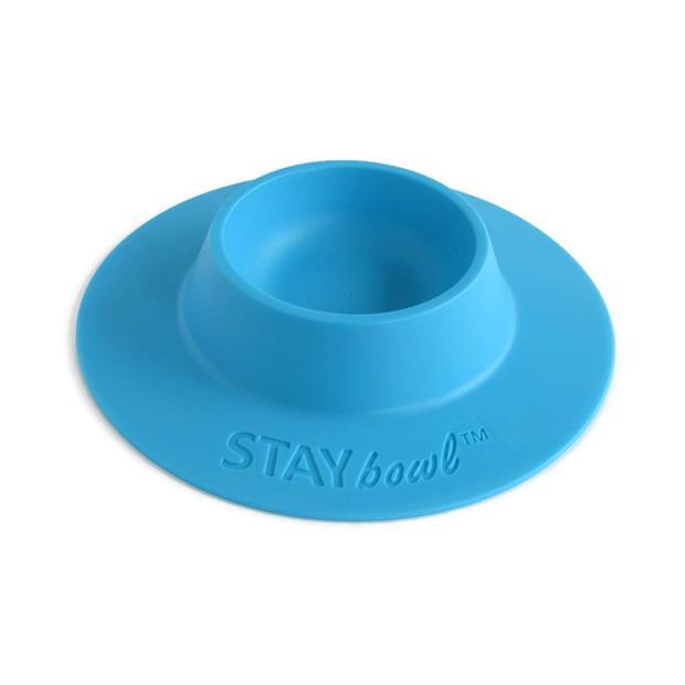 Staybowl Tip Proof Bowl Sky Blue Large