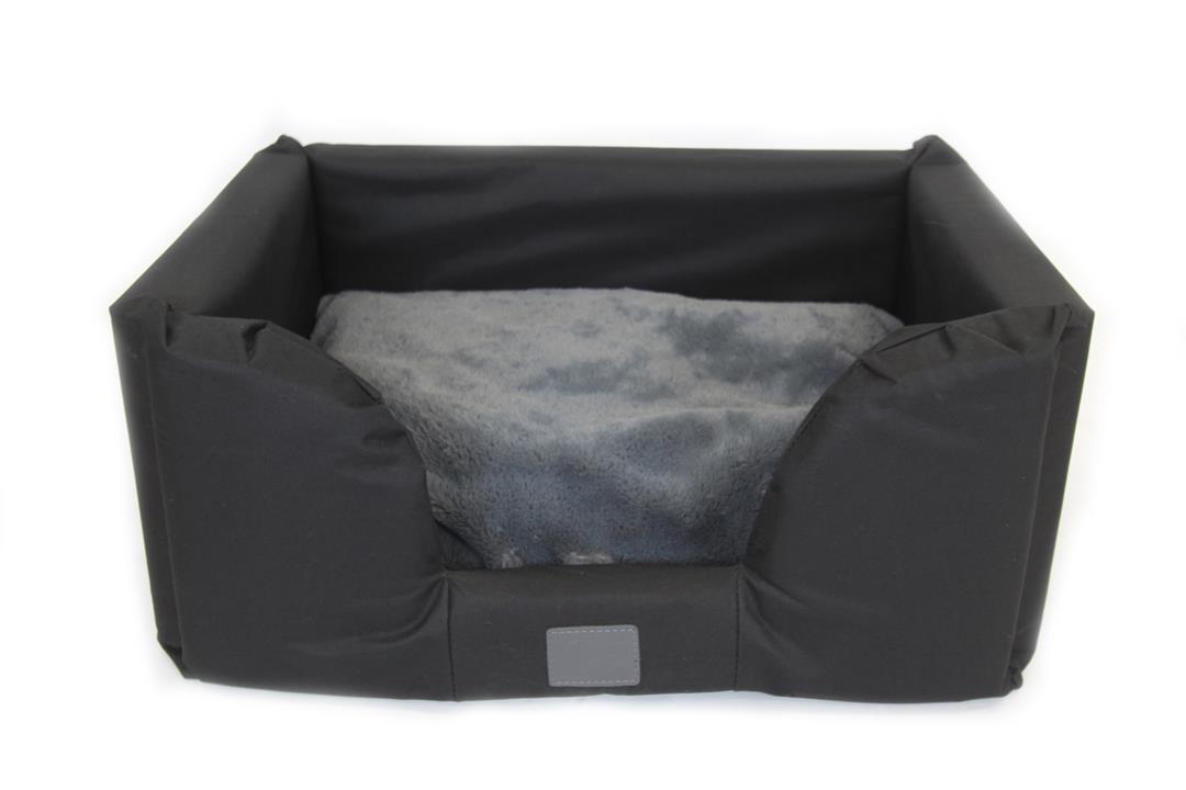 T & S Jackaroo Black Dog Bed