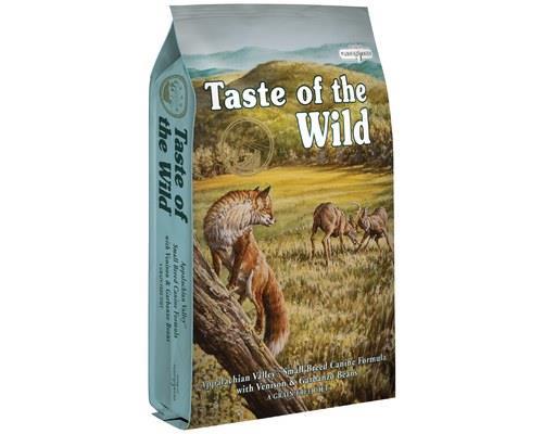 Taste Of The Wild Appalachian Valley Grain Free Small Breed Venison 5.6kg