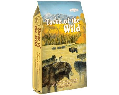 Taste Of The Wild High Prairie Grain Free Canine 12.2kg
