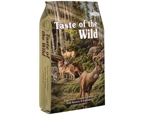 Taste Of The Wild Pine Forest Grain Free Venison 12.2kg