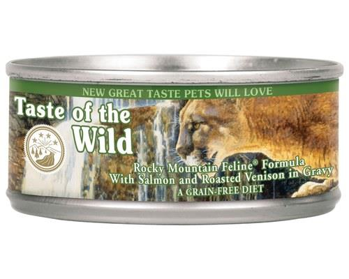 Taste Of The Wild Rocky Mountain Feline 156g