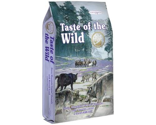 Taste Of The Wild Sierra Mountain Grain Free Canine 12.2kg