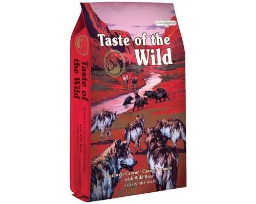 Taste Of The Wild Southwest Canyon Grain Free Canine 12.2kg