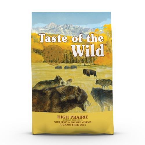 Taste of the Wild High Prairie Canine 18.14kg