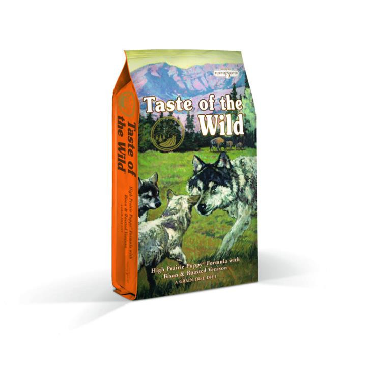 Taste of the Wild High Prairie Puppy 12.2kg