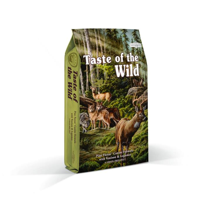 Taste of the Wild Pine Forest Canine 12.2kg