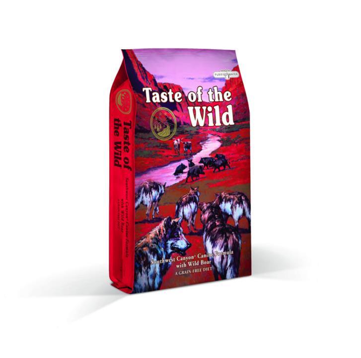 Taste of the Wild Southwest Canyon Canine 12.2kg