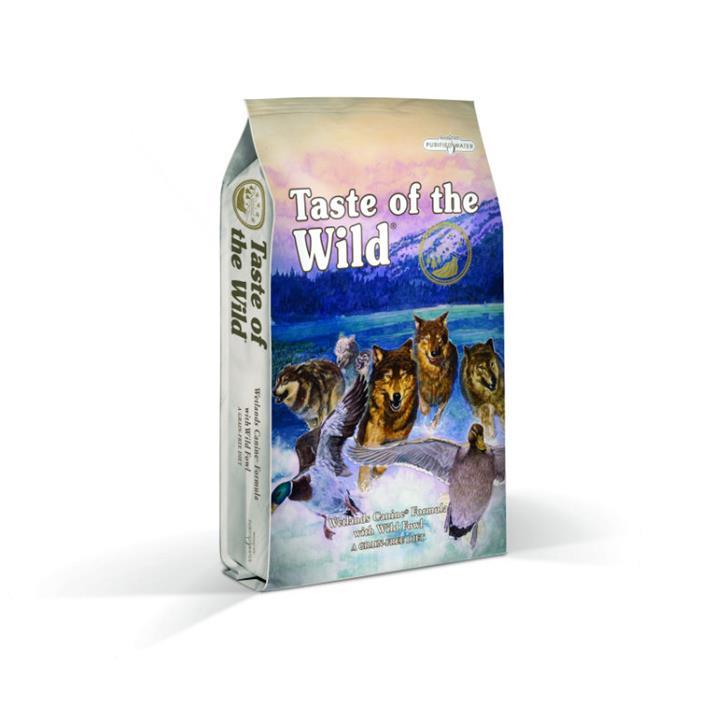 Taste of the Wild Wetlands Canine 12.2kg