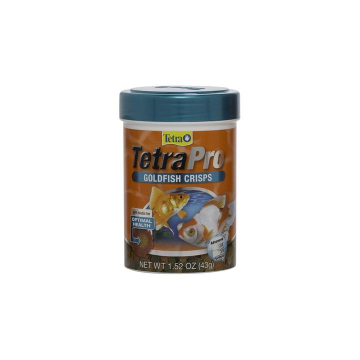 Tetra Goldfish Crisps 43g