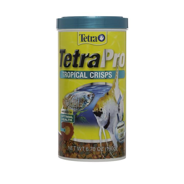 Tetra Tropical Crisps 190g