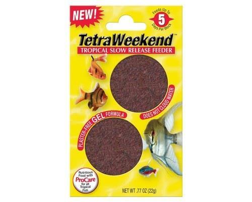 Tetra Weekend Tropical Slow-Release Feeder (5 days)